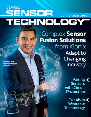 Sensor Technology September 2015